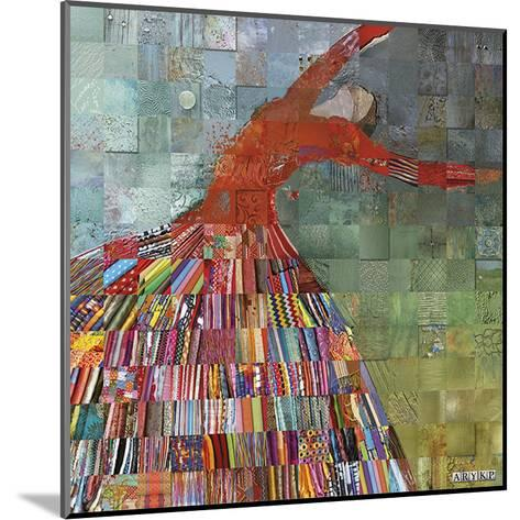 La danseuse-ARY KP-Mounted Art Print