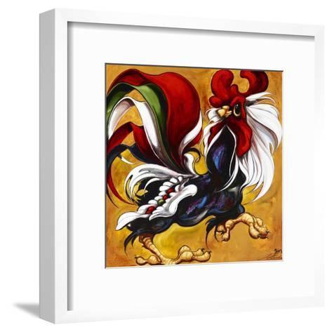 David-Marie Andr?e Leblond-Framed Art Print