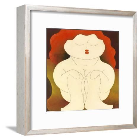 Close your Eyes II-Freixas-Framed Art Print
