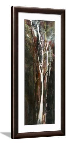 Lueur de la forêt-Kathleen Cloutier-Framed Art Print