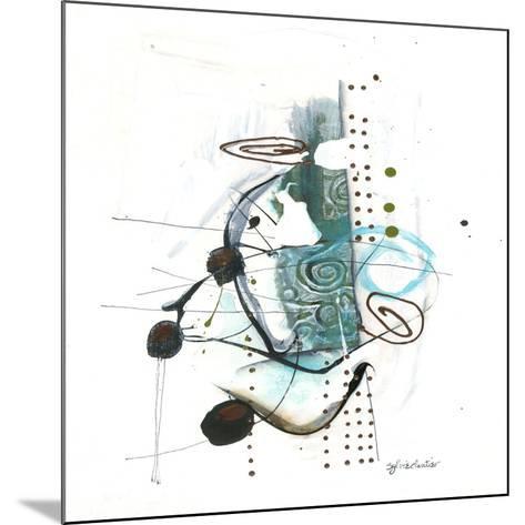 Remplir le paysage I-Sylvie Cloutier-Mounted Art Print