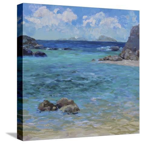 Cove-Julian Askins-Stretched Canvas Print