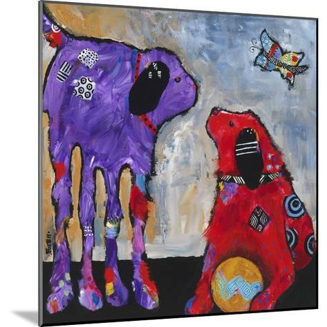 Play Day-Jenny Foster-Mounted Giclee Print