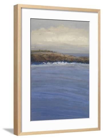 Decision Point-Alan Mazzetti-Framed Art Print