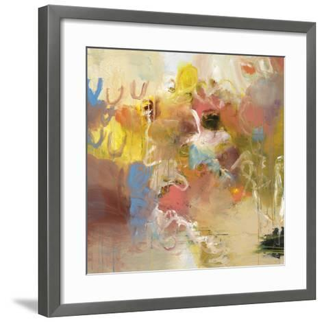 Dizzy With Possibilities-Wendy McWilliams-Framed Art Print