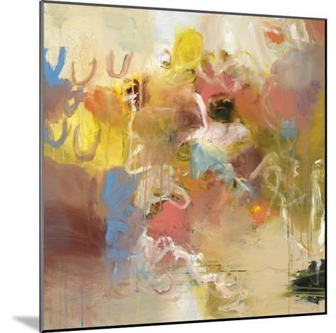 Dizzy With Possibilities-Wendy McWilliams-Mounted Giclee Print
