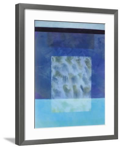 Just a Girl--Framed Art Print