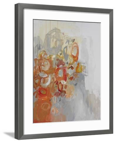 The Secret To Life-Wendy McWilliams-Framed Art Print