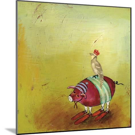 Feathers and Fur 7-Stacy Dynan-Mounted Giclee Print