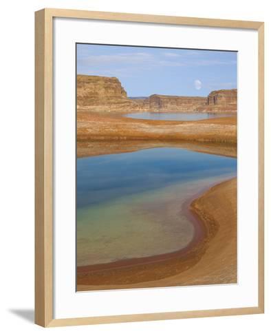 Last Chance Bay II-Don Paulson-Framed Art Print