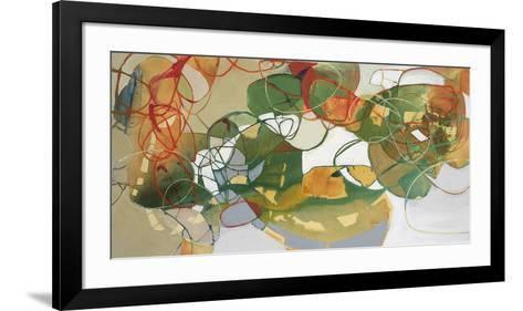 Garden Gate-Liz Barber-Framed Art Print