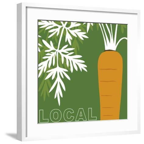 Local-Yuko Lau-Framed Art Print