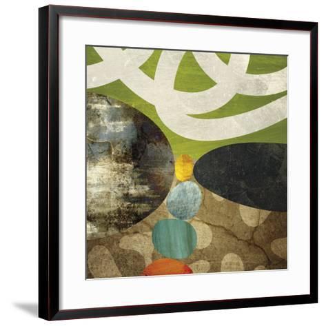 Mod Look 4-Yuko Lau-Framed Art Print