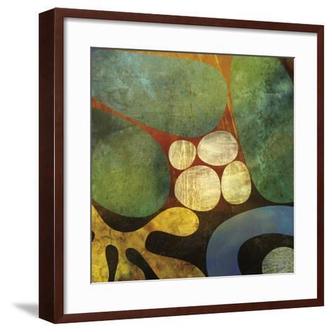 Mod Look 7-Yuko Lau-Framed Art Print