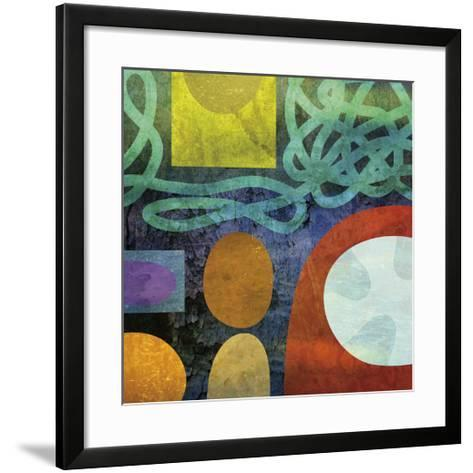 Mod Look 9-Yuko Lau-Framed Art Print