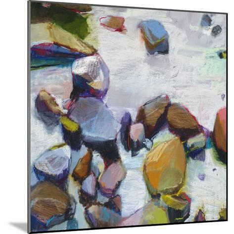 River Rocks-Sharon Paster-Mounted Giclee Print