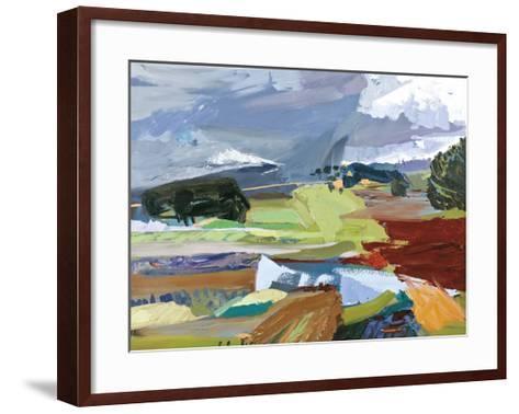 Winters Journey-Lise Temple-Framed Art Print