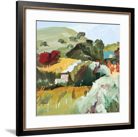 Wormwood and Vines-Lise Temple-Framed Art Print