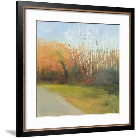 Autumn Stroll-David Skinner-Framed Art Print