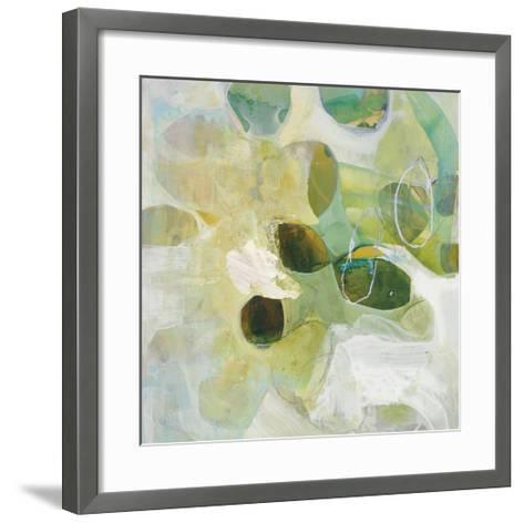 Shoreline 1-Liz Barber-Framed Art Print