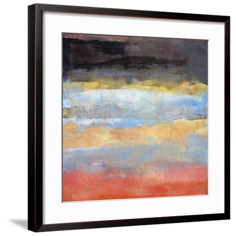 Somewhere Out There-Scott Cilmi-Framed Art Print