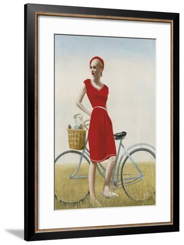 Spring Reflections-Elise Remender-Framed Art Print