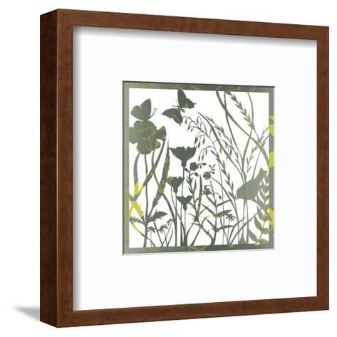 Folk Dreams II-Yasemin Wigglesworth-Framed Art Print