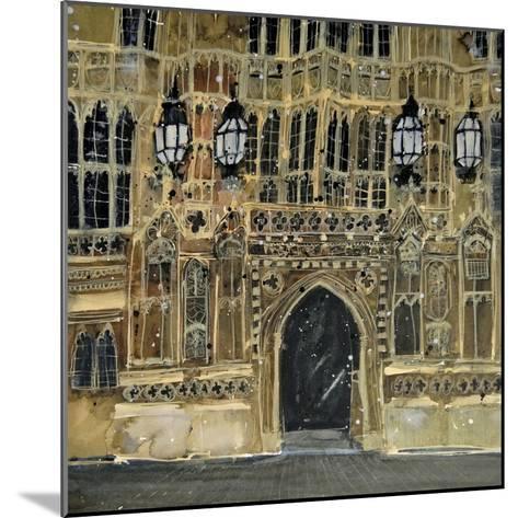 Entrance, Parliament, London-Susan Brown-Mounted Giclee Print