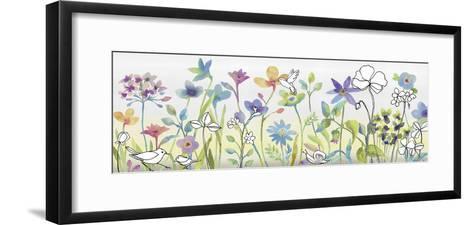 Jardin-Sandra Jacobs-Framed Art Print
