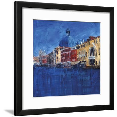 Traveller's Venice-Susan Brown-Framed Art Print