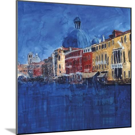 Traveller's Venice-Susan Brown-Mounted Giclee Print