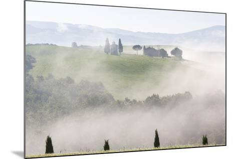 Tuscan Morning-Peter Adams-Mounted Giclee Print