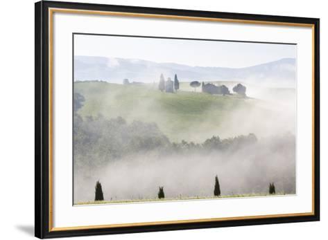 Tuscan Morning-Peter Adams-Framed Art Print