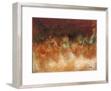 Inner Earth--Framed Art Print