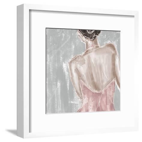 Out in Pink 2-Cynthia Alvarez-Framed Art Print