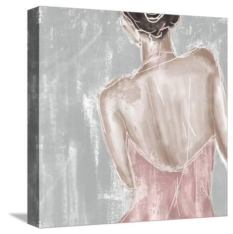 Out in Pink 2-Cynthia Alvarez-Stretched Canvas Print
