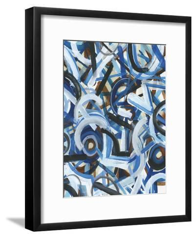 Random Rapids-Smith Haynes-Framed Art Print