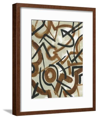 Random Road-Smith Haynes-Framed Art Print