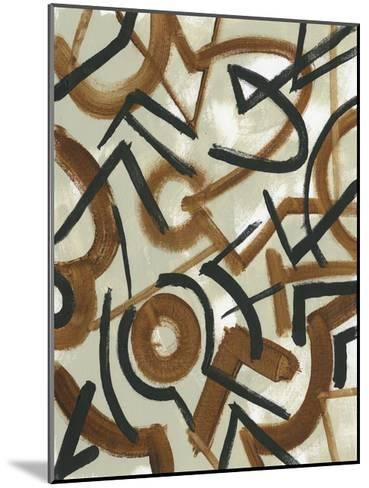 Random Road-Smith Haynes-Mounted Art Print