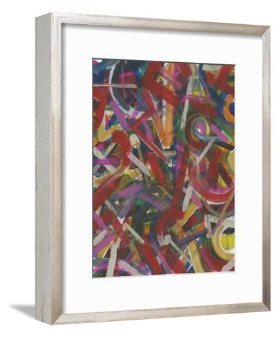 Random Rainbow-Smith Haynes-Framed Art Print