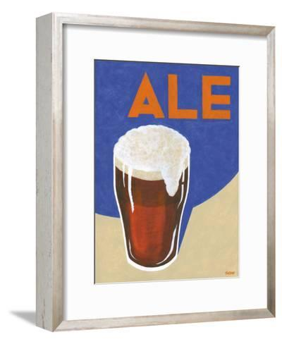 Retro Ale-Thom Reaves-Framed Art Print