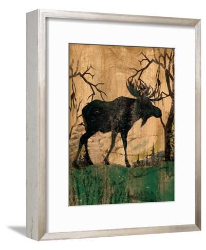 Hunting-Elizabeth Jordan-Framed Art Print