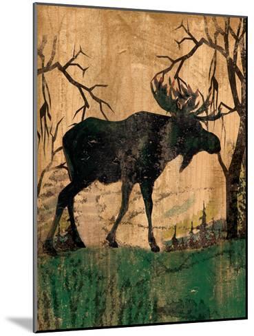 Hunting-Elizabeth Jordan-Mounted Art Print
