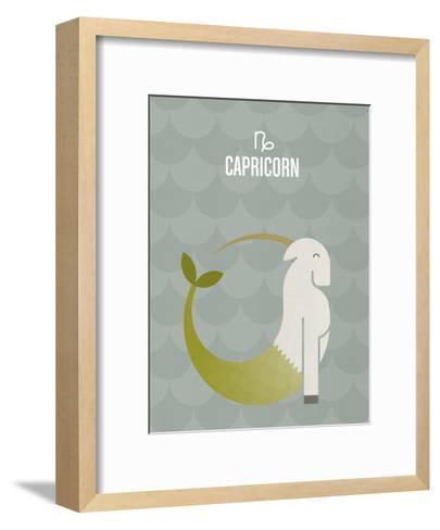Capricorn-Christian Jackson-Framed Art Print