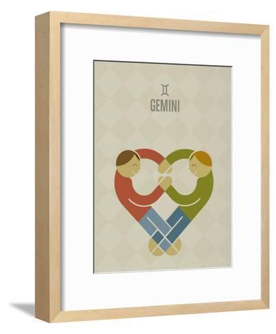 Gemini-Christian Jackson-Framed Art Print