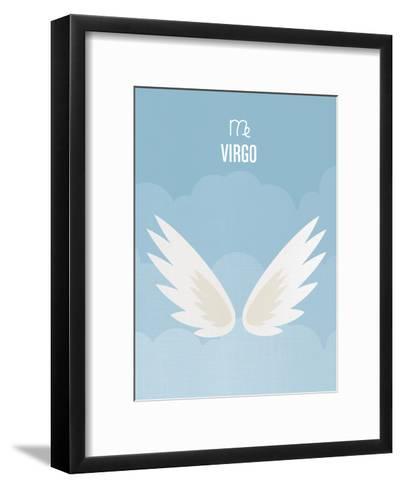 Virgo-Christian Jackson-Framed Art Print