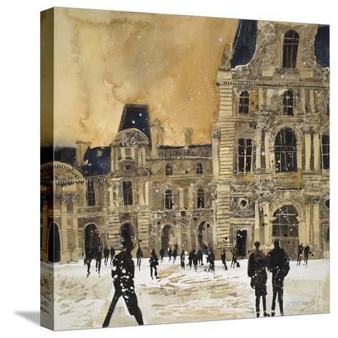 Louvre 5, Paris-Susan Brown-Stretched Canvas Print