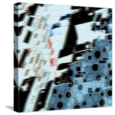Neume I- Sukhanlee-Stretched Canvas Print