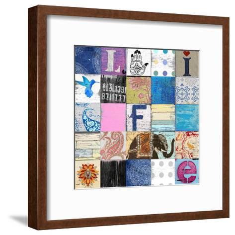 Boho Life-Charlie Carter-Framed Art Print