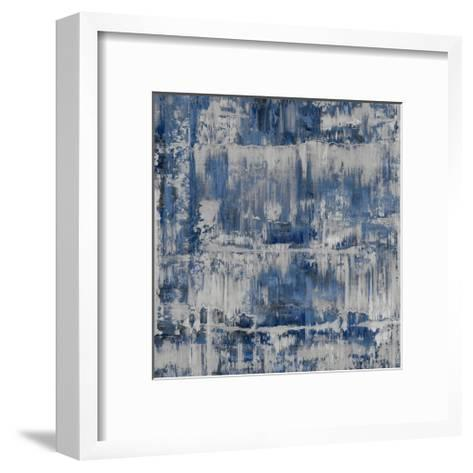 Fully Committed-Justin Turner-Framed Art Print